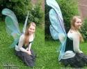 Blue Fairy photoshoot